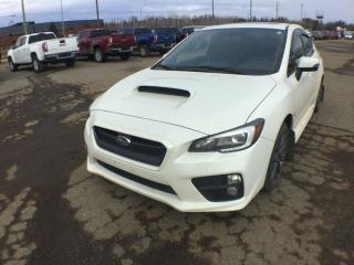 Used 2017 Subaru WRX SPORT for sale in Thunder Bay, ON