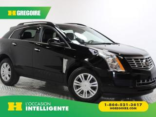 Used 2015 Cadillac SRX Base for sale in St-Léonard, QC