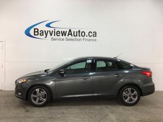 Used 2017 Ford Focus - AUTO! SYNC! HEATED SEATS! A/C! ALLOYS! + MORE! for sale in Belleville, ON
