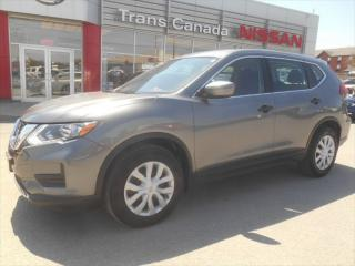 Used 2017 Nissan Rogue S for sale in Peterborough, ON
