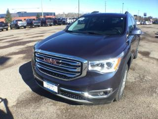 Used 2019 GMC Acadia SLE for sale in Thunder Bay, ON