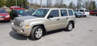 Used 2010 Jeep Patriot 4x4 73k safetied we finance Sport for sale in Madoc, ON