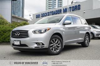 Used 2015 Infiniti QX60 AWD LEATHER   NAVIGATION   REAR/360 CAMERA for sale in Vancouver, BC