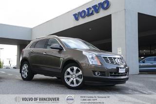 Used 2014 Cadillac SRX AWD V6 Premium 1SE LEATHER | NAVIGATION | REAR CAMERA | BLUETOOTH for sale in Vancouver, BC