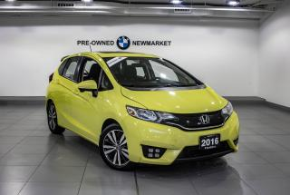 Used 2016 Honda Fit EX CVT for sale in Newmarket, ON