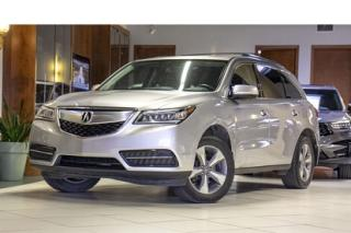 Used 2015 Acura MDX Premium Sh-Awd Roof for sale in Montréal, QC