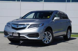 Used 2018 Acura RDX at *Acura Certified* for sale in Vancouver, BC