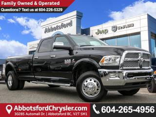 Used 2018 RAM 3500 Laramie *ACCIDENT FREE* *LOCALLY DRIVEN* for sale in Abbotsford, BC