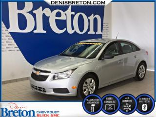Used 2014 Chevrolet Cruze for sale in St-Eustache, QC