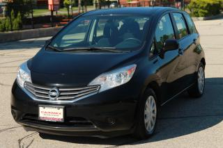 Used 2014 Nissan Versa Note 1.6 SV CERTIFIED for sale in Waterloo, ON