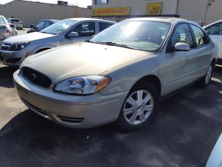 Used 2006 Ford Taurus SEL for sale in Dundas, ON