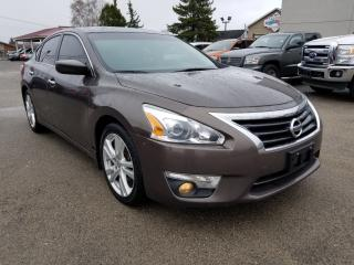 Used 2013 Nissan Altima 3.5 SL for sale in Kemptville, ON
