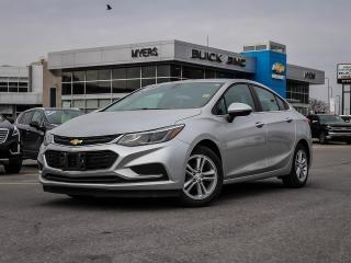 Used 2016 Chevrolet Cruze for sale in Ottawa, ON