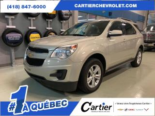 Used 2015 Chevrolet Equinox LT * CAMERA RECUL* SIEGES CHAUFFANTS* for sale in Québec, QC