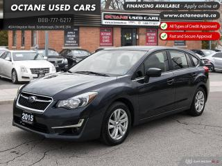 Used 2015 Subaru Impreza 2.0i Touring Package 1 Owner! Accident Free! for sale in Scarborough, ON