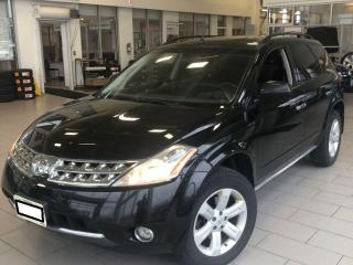 Used 2007 Nissan Murano AWD 4dr SL for sale in Scarborough, ON