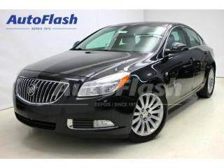 Used 2011 Buick Regal Cxl Cuir Toit for sale in St-Hubert, QC