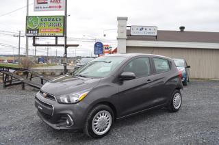 Used 2016 Chevrolet Spark for sale in St-Georges-Est, QC