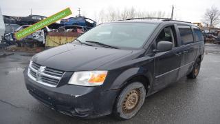 Used 2008 Dodge Grand Caravan en pièces détachées for sale in St-Georges-Est, QC