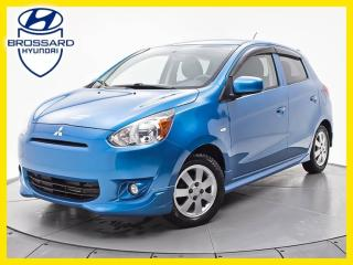 Used 2015 Mitsubishi Mirage Es A/c Econ0mique for sale in Brossard, QC