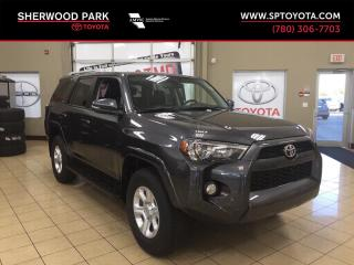 New 2019 Toyota 4Runner SR5 for sale in Sherwood Park, AB