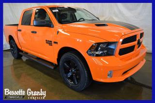 Used 2019 RAM 1500 Express +Ensemble Sport Orange+ for sale in Cowansville, QC