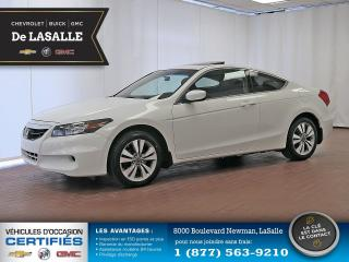 Used 2011 Honda Accord EX-L for sale in Lasalle, QC