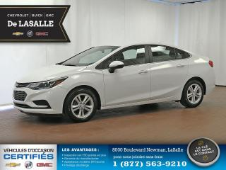 Used 2016 Chevrolet Cruze LT for sale in Lasalle, QC