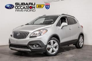 Used 2016 Buick Encore Convenience BLUETOOTH+CAM.RECUL+MAGS for sale in Boisbriand, QC