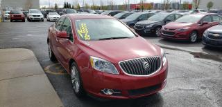Used 2015 Buick Verano for sale in St-Hubert, QC