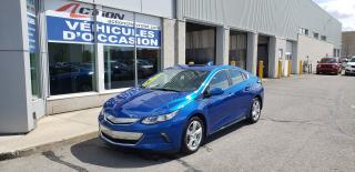 Used 2017 Chevrolet Volt Lt,cam for sale in St-Hubert, QC