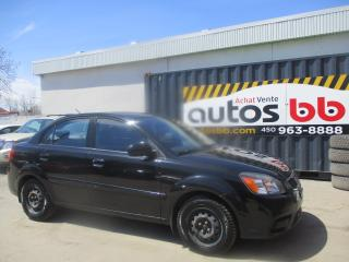 Used 2010 Kia Rio Berline 4 portes, boîte manuelle, EX for sale in Laval, QC