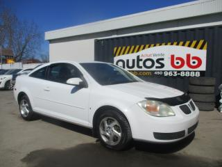 Used 2007 Pontiac G5 Coupé 2 portes SE avec 1SA for sale in Laval, QC