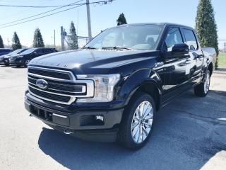 Used 2019 Ford F-150 Limited cabine SuperCrew 4RM caisse de 5 for sale in St-Eustache, QC