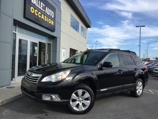 Used 2011 Subaru Outback 2.5i Premium Siège for sale in St-Georges, QC