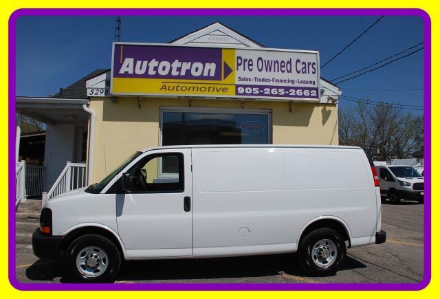 2013 Chevrolet Express 2500 3/4 Ton Cargo Van, Loaded, Shelves