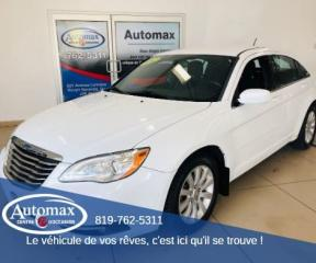 Used 2012 Chrysler 200 Touring for sale in Rouyn-Noranda, QC