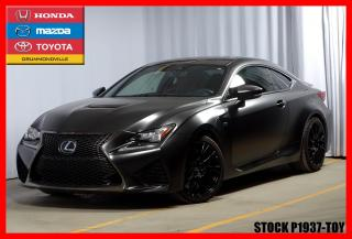 Used 2015 Lexus RC F Sièges Chauff Mags for sale in Drummondville, QC