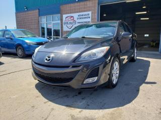 Used 2010 Mazda MAZDA3 for sale in St-Eustache, QC