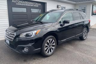 Used 2017 Subaru Outback Limited 3.6R TECH Pkg for sale in Kingston, ON