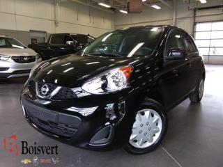 Used 2015 Nissan Micra Sv Bluetooth/command for sale in Blainville, QC