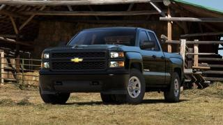 Used 2015 Chevrolet Silverado 1500 Camion de travail cabine double 143,5 po for sale in Senneterre, QC