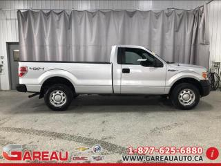 Used 2010 Ford F-150 Cabine ord 4RM 126 po XL for sale in Senneterre, QC