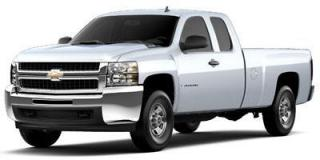Used 2009 Chevrolet Silverado 1500 4 RM, Cabine allongée, 157,5 po, WT for sale in Senneterre, QC