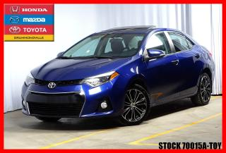 Used 2014 Toyota Corolla S Toit Mags for sale in Drummondville, QC