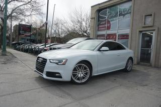Used 2013 Audi A5 Coupé 2 portes, boîte automatique, Premi for sale in Laval, QC