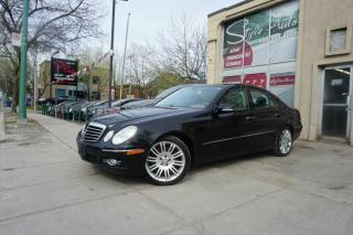 Used 2009 Mercedes-Benz E300 Berline 4 portes 3,0 L 4MATIC for sale in Laval, QC