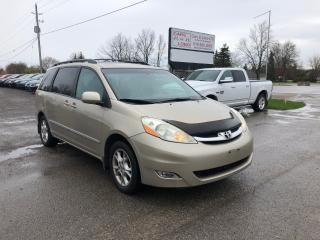 Used 2006 Toyota Sienna XLE for sale in Komoka, ON