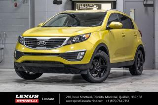 Used 2012 Kia Sportage Lx Fwd; A/c Sieges for sale in Lachine, QC