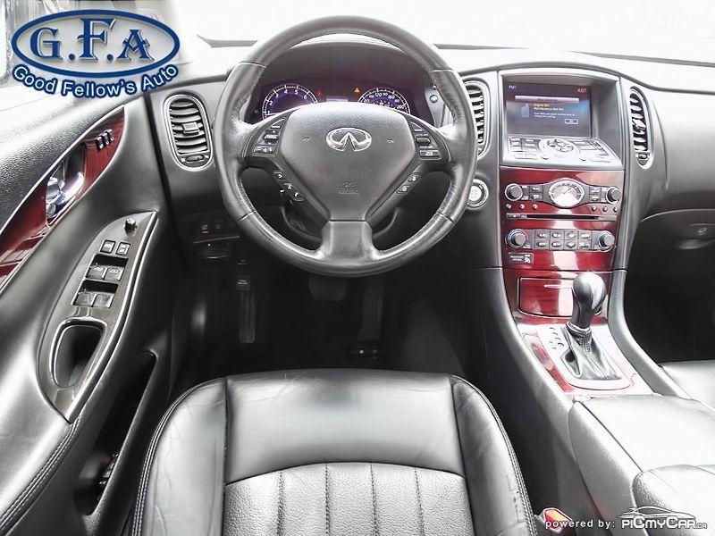2015 Infiniti QX50